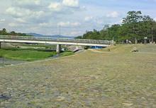 Kamogawaderuta1