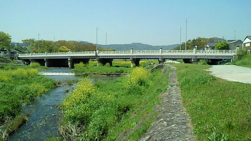昼の北大路橋
