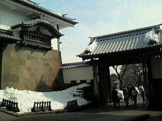 金沢城(その2)