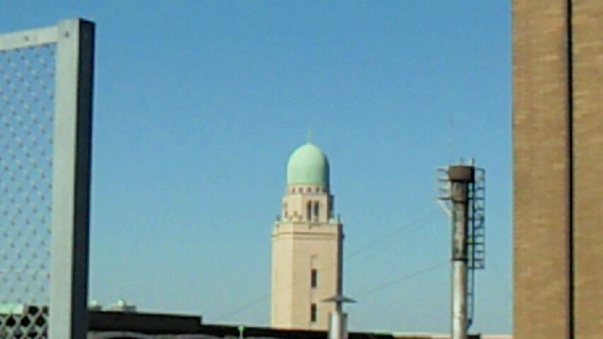 横浜三塔の一つ『クイーンの塔』