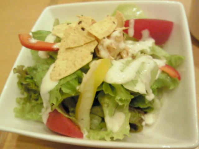 ソラマチで昼食を〜♪
