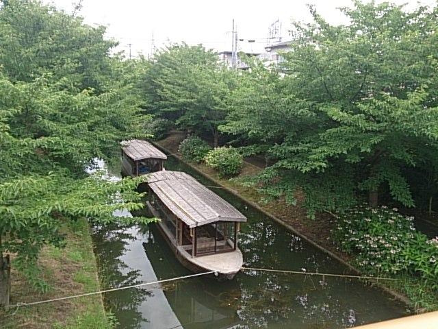 十石舟(じっこくぶね)